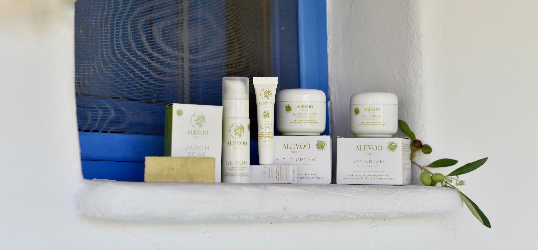 Cuidado de la piel en verano con cosméticos Alevoo